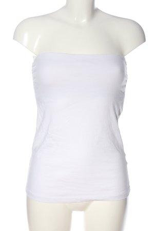 H&M Basic ärmellose Bluse