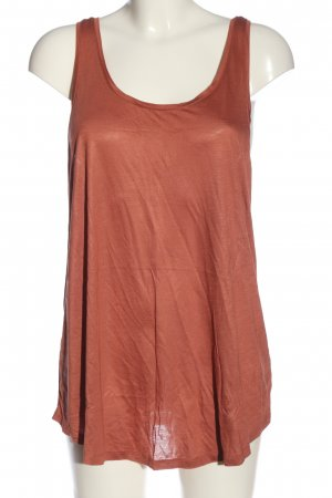 H&M Basic Basic Top rot Casual-Look