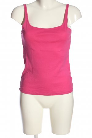 H&M Basic Basic Top pink Casual-Look