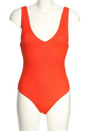 H&M Basic-Body hellorange Casual-Look