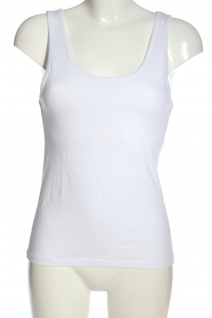 H&M Basic Camisoles white casual look