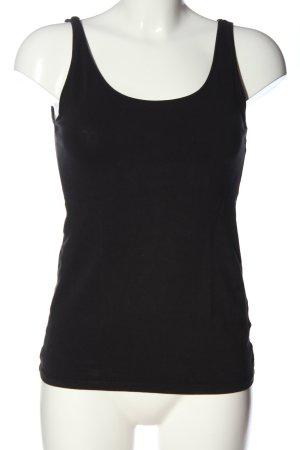 H&M Basic Camisole noir style décontracté