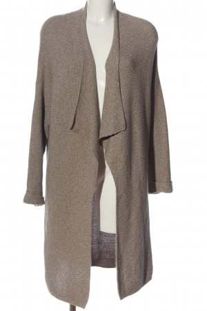 H&M Basic Cardigan braun Webmuster Casual-Look