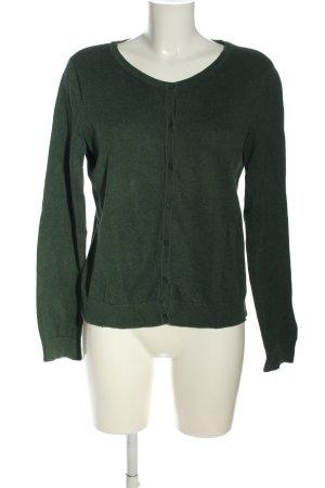 H&M Basic Cardigan khaki Casual-Look