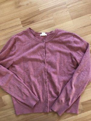 H&M Basic Cardigan Pink