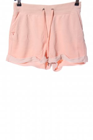 H&M Basic Hot Pants nude Casual-Look