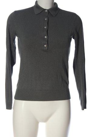 H&M Basic Langarmhemd