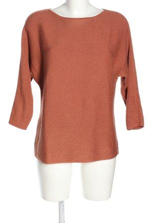 H&M Basic Jersey holgados rojo look casual