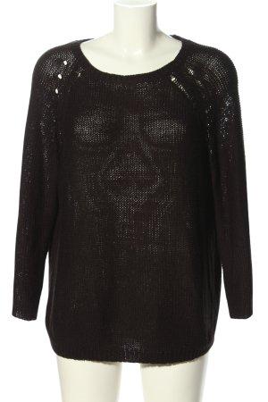 H&M Basic Jersey holgados negro look casual