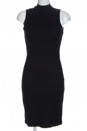 H&M Basic Tube Dress black casual look