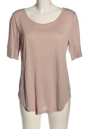 H&M Basic-Shirt pink Elegant