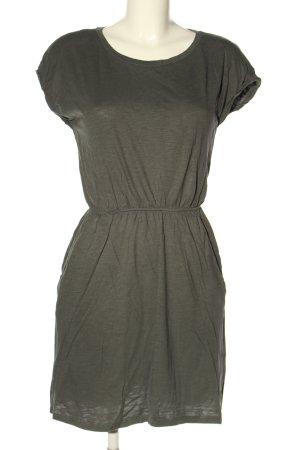 H&M Basic Shirt Dress light grey casual look