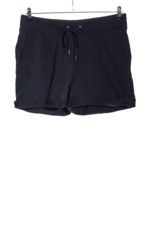 H&M Basic Shorts schwarz Casual-Look