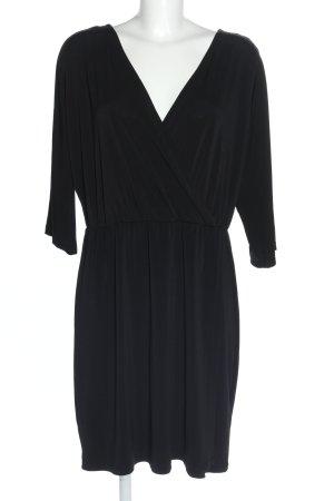 H&M Basic Robe stretch noir style décontracté