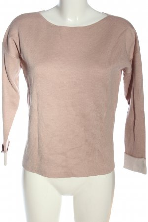 H&M Basic Strickpullover wollweiß Casual-Look