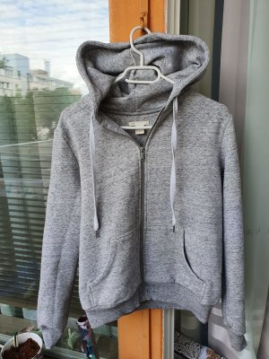 H&M Basic Sweatjacke