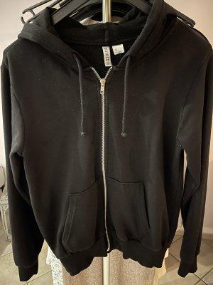 H&M Basic Sweatshirtjacke