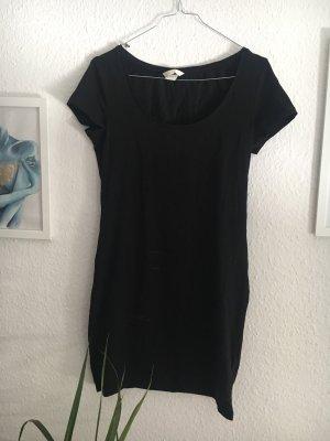 H&M Basic T-Shirt Kleid