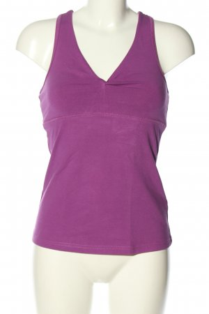 H&M Basic Top lilac casual look