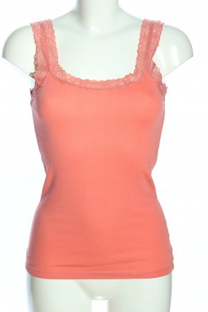 H&M Basic Top pink Casual-Look