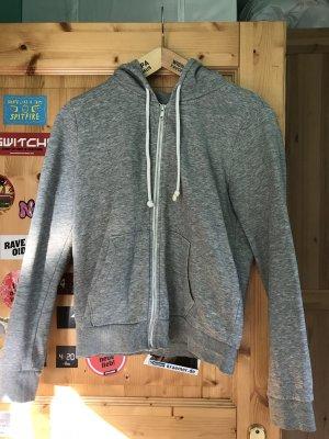 H&M Divided Hooded Vest grey-light grey