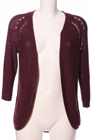 H&M Basic Cable Sweater pink casual look