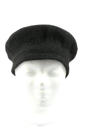 H&M Béret noir style décontracté
