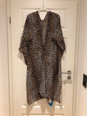 H&M Caftan black-light brown