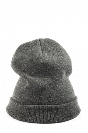 H&M Beanie light grey casual look