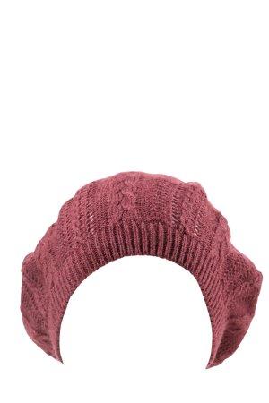 H&M Bonnet brun torsades style décontracté