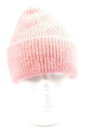 H&M Bonnet rose style décontracté
