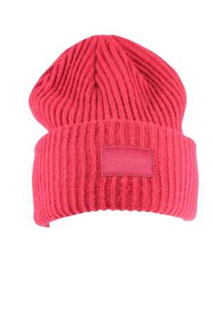 H&M Beanie pink cable stitch casual look