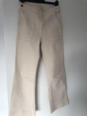 H&M Beige Jeans
