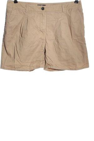 H&M Pantalón corto nude look casual