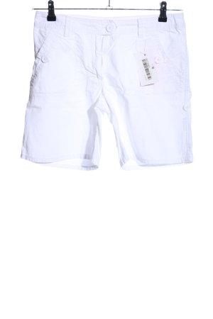 H&M Bermuda weiß Casual-Look