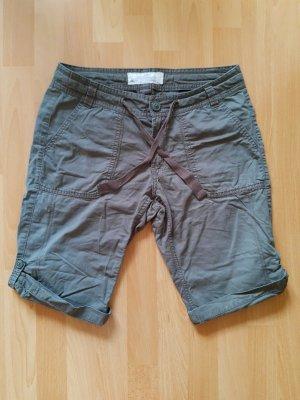 H&M: Bermuda Hose, Khaki, 38