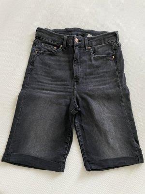 H&M Bermuda Shorts High Waist&Denim Gr. 38