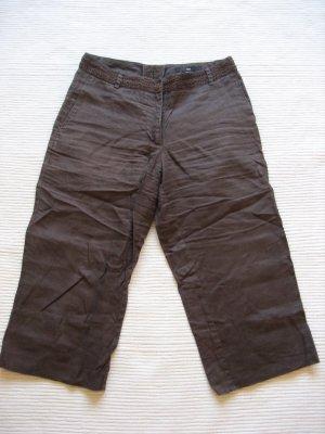H&M Pantalone culotte marrone