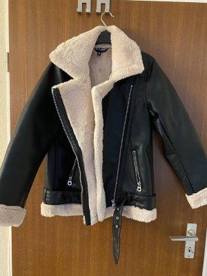 H&M Biker Jacke, Größe Xs