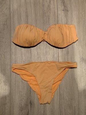 H&M Bikini licht Oranje