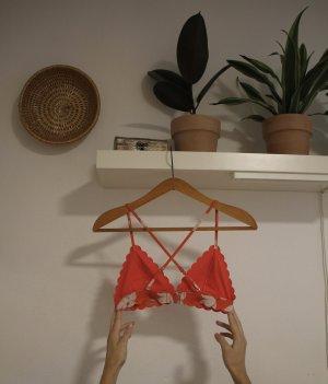 H&M Bikini Top Floral