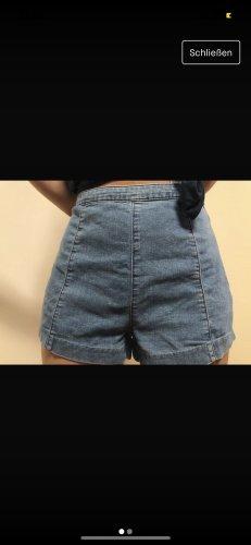 H&M blaue Shorts