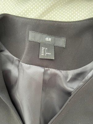 H&M Smokingblazer zwart