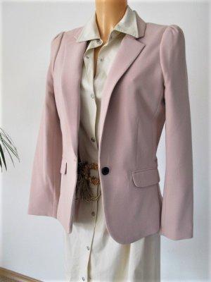 H&M Blazer altrosa Business-Look Gr. 38 wNEU