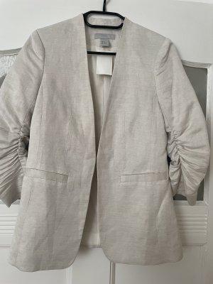 H&M Blazer Creme Gr. 36 S mit Etikett NEU
