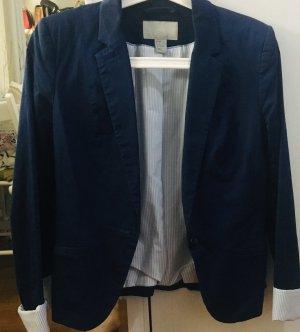 H&M Blazer, dark blue, Grösse 34