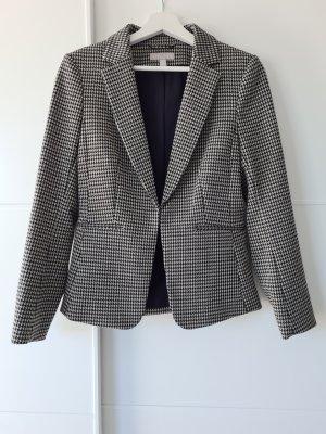 H&M Blazer, Hahnentritt-Muster, Gr.36