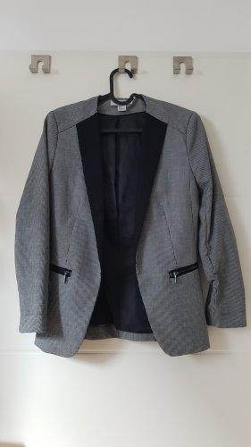 H&M Jersey blazer veelkleurig