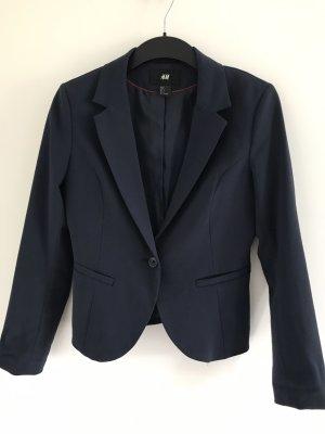 H&M#Blazer#marineblau#36