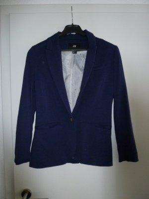 H&M Blazer royal blau Gr. 36